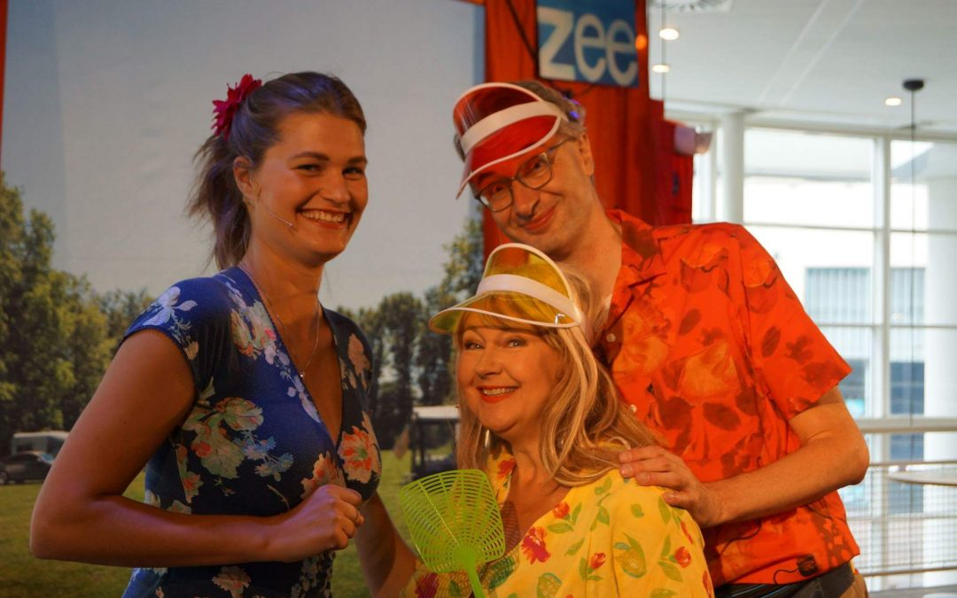 Premiere Taalshow voor het Taalhuis in Den Haag