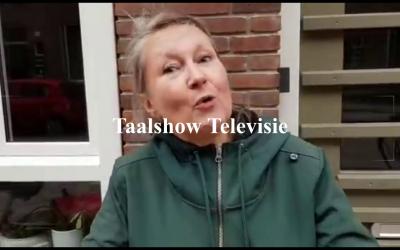 Taalshow Televisie